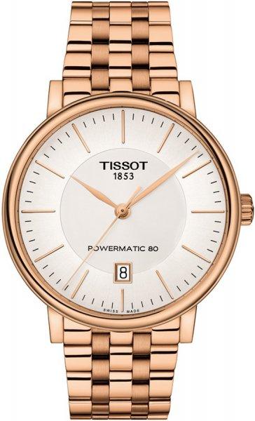 Tissot T122.407.33.031.00 CARSON AUTOMATIC CARSON POWERMATIC 80