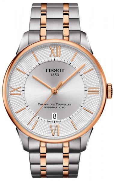 Zegarek Tissot T099.407.22.038.02 - duże 1