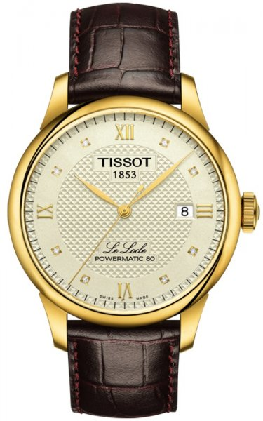 Tissot T006.407.36.266.00 Le Locle LE LOCLE POWERMATIC 80