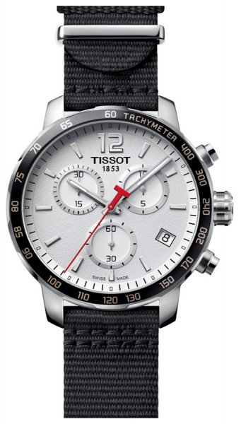 Zegarek Tissot T095.417.17.037.36 - duże 1