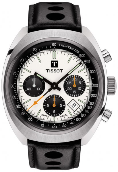 Zegarek Tissot T124.427.16.031.00 - duże 1