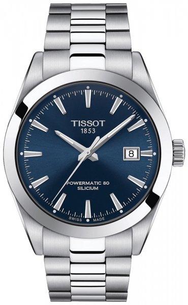 Tissot T127.407.11.041.00 Gentleman GENTLEMAN POWERMATIC 80 SILICIUM