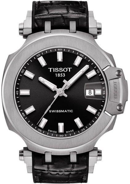 Zegarek męski Tissot t-race T115.407.17.051.00 - duże 3