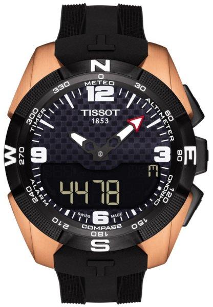 Tissot T091.420.47.207.04 T-TOUCH EXPERT SOLAR T-TOUCH EXPERT SOLAR TOUR DE FRANCE 2019 SPECIAL EDITION
