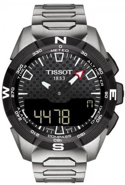 Zegarek Tissot T110.420.44.051.00 - duże 1