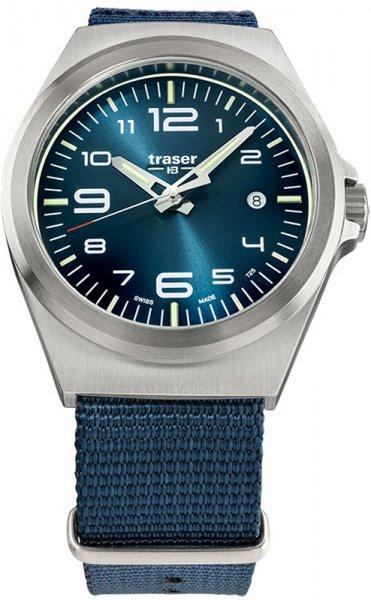 Traser TS-108216 P59 Classic P59 Essential M Blue