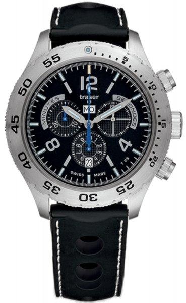 Zegarek męski Traser t5 timeless TS-105036 - duże 1
