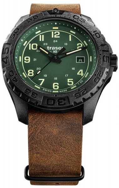 Traser TS-109038 P96 Outdoor Pioneer P96 OdP Evolution Green