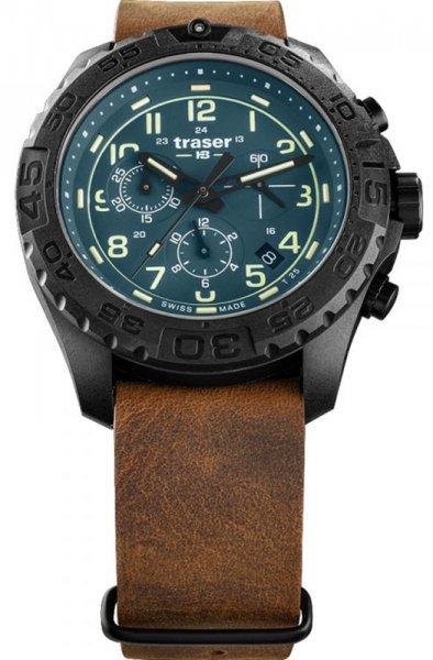 Zegarek męski Traser p96 outdoor pioneer TS-109049 - duże 1