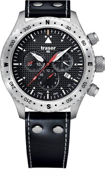 Zegarek Traser TS-100384 - duże 1