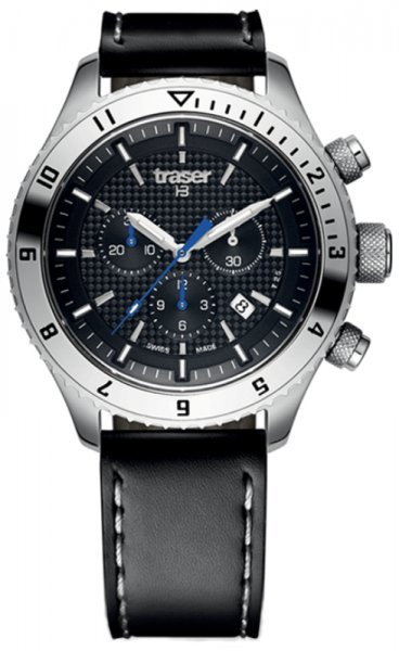 Zegarek męski Traser t5 timeless TS-106974 - duże 1