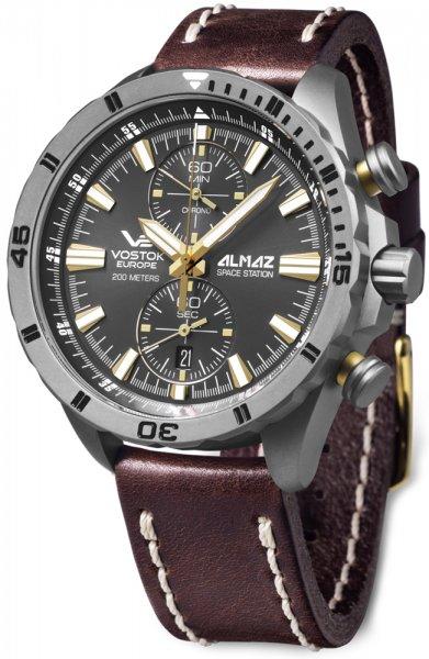 6S11-320H521 - zegarek męski - duże 3