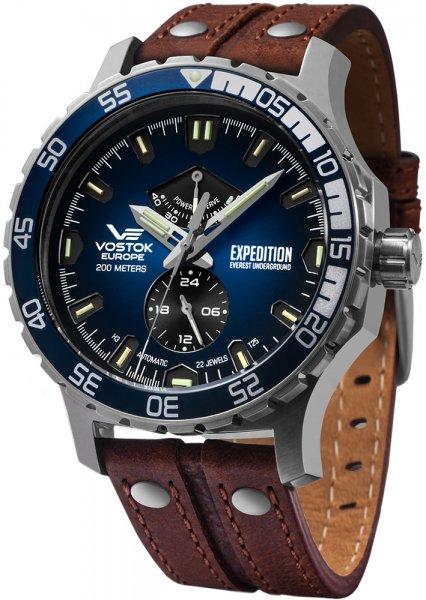 Zegarek Vostok Europe YN84-597A545 - duże 1