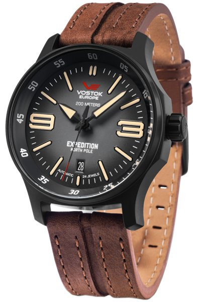 Vostok Europe NH35A-592C554 Expedition Expedition North Pole 1 Automatic