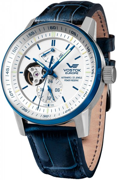 Zegarek Vostok Europe YN84-565E552 - duże 1