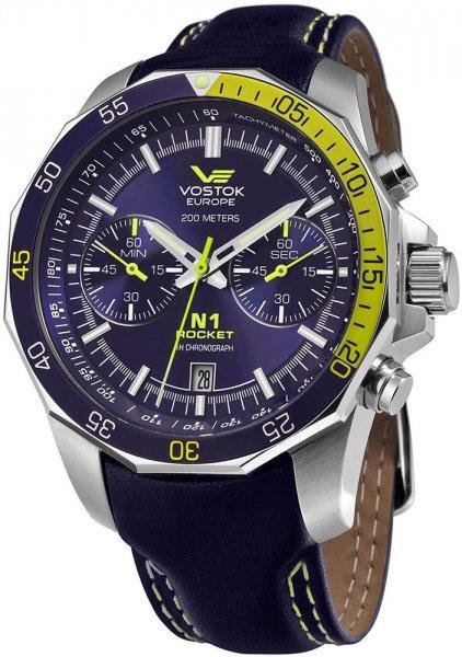6S21-2255253 - zegarek męski - duże 3