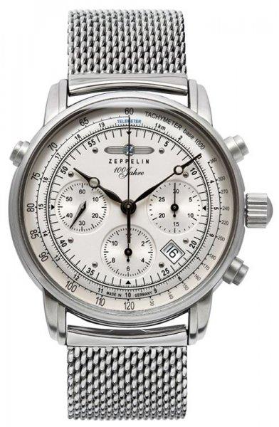 7618M-1 - zegarek męski - duże 3