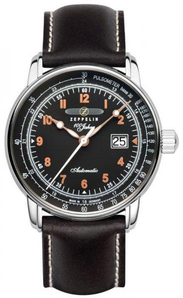 7654-5 - zegarek męski - duże 3