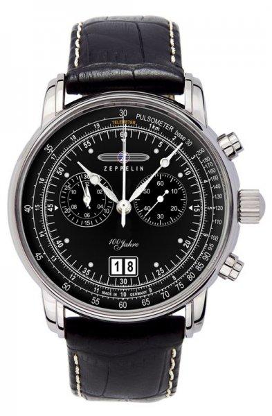 7690-2 - zegarek męski - duże 3
