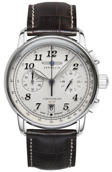 8674-1 - zegarek męski - duże 3