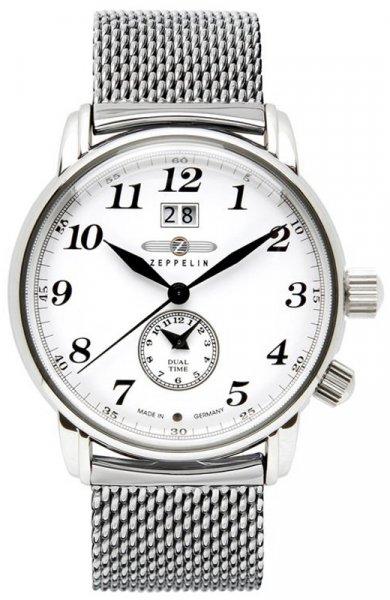 7644M-1 - zegarek męski - duże 3