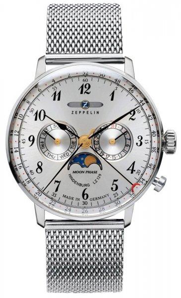 Zegarek Zeppelin 7036M-1 - duże 1