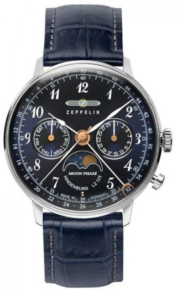 7037-3 - zegarek damski - duże 3