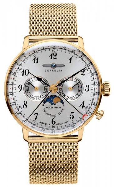 Zegarek Zeppelin 7038M-1 - duże 1