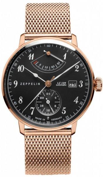 7064M-2 - zegarek męski - duże 3