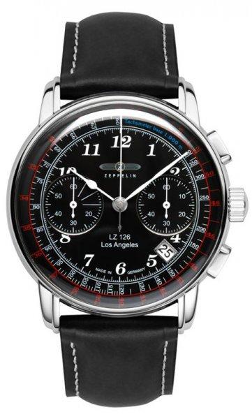 7614-2 - zegarek męski - duże 3