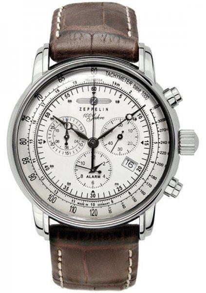 7680-1 - zegarek męski - duże 3