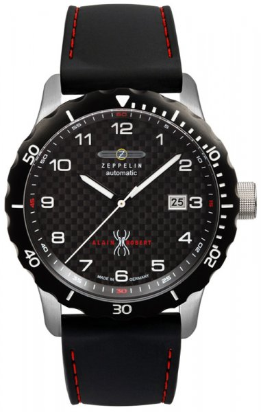 7266M-2-SET - zegarek męski - duże 3