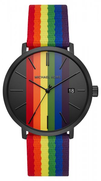 MK8713 - zegarek męski - duże 3