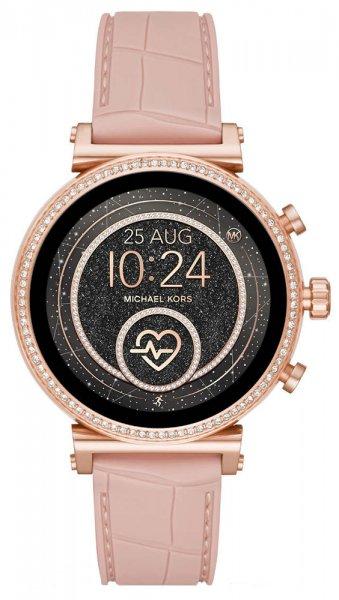 MKT5068 - zegarek damski - duże 3