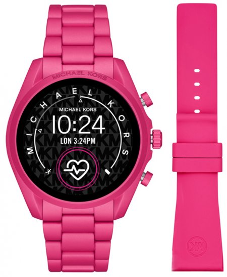 Zegarek damski Michael Kors access smartwatch MKT5099 - duże 1