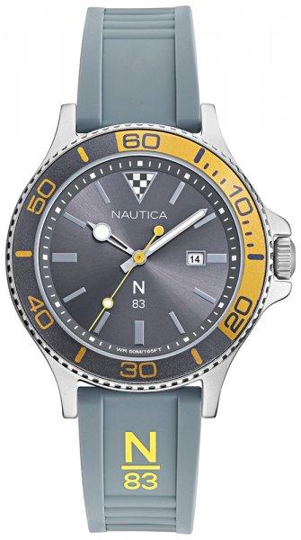 NAPABS021 - zegarek męski - duże 3
