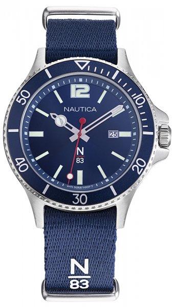 NAPABS904 - zegarek męski - duże 3