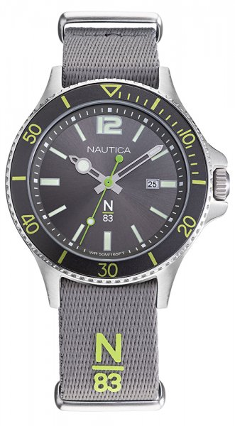 Zegarek N-83 ACCRA BEACH - męski  - duże 3