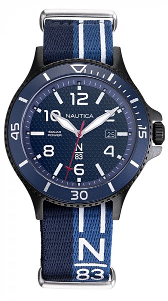 Zegarek N-83 N83 COCOA BEACH SOLAR - męski  - duże 3