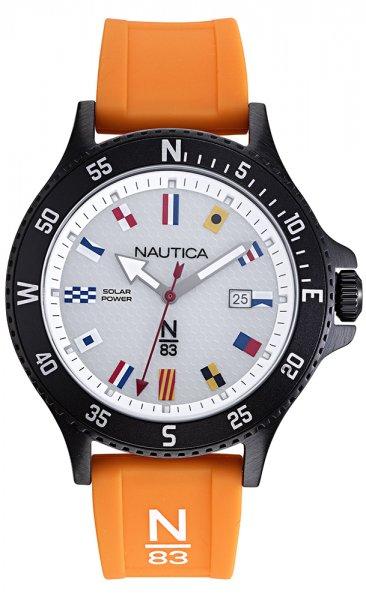 NAPCBS908 - zegarek męski - duże 3