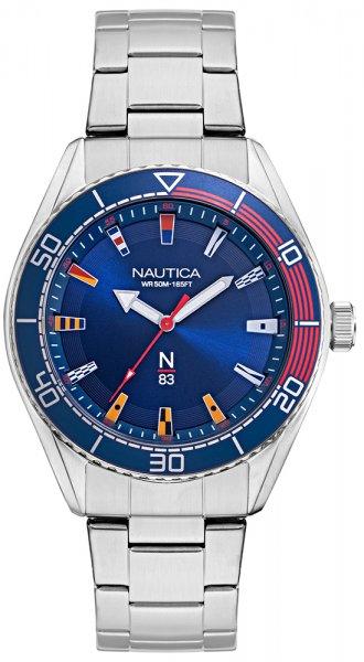 NAPFWS004 - zegarek męski - duże 3