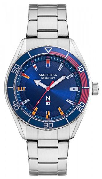 NAPFWS013 - zegarek męski - duże 3
