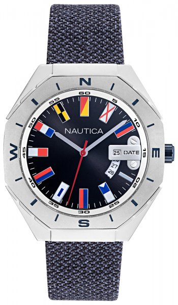 NAPLSS001 - zegarek męski - duże 3