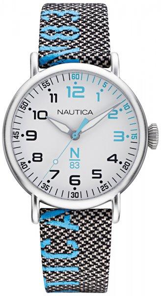 N-83 NAPLSS003 Nautica N-83 N83 LOVES THE OCEAN