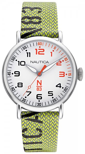 NAPLSS005 - zegarek męski - duże 3