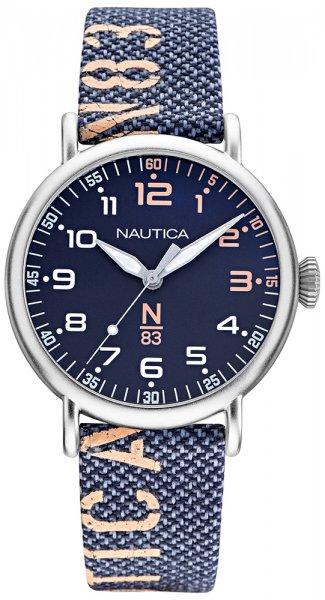 N-83 NAPLSS006 Nautica N-83 N83 LOVES THE OCEAN
