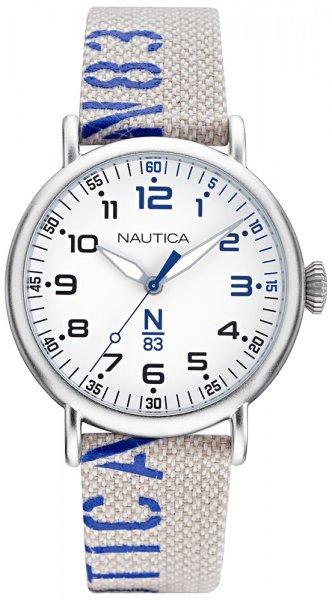 N-83 NAPLSS014 Nautica N-83 N83 LOVES THE OCEAN