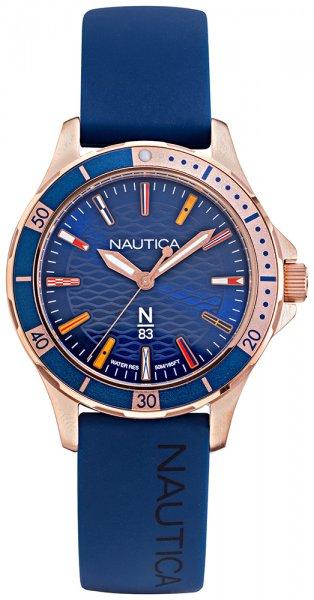 Zegarek damski Nautica N-83 nautica n-83 NAPMHS001 - duże 1