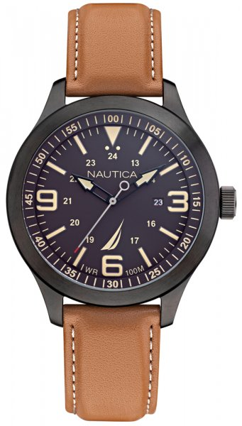 NAPPLS017 - zegarek męski - duże 3