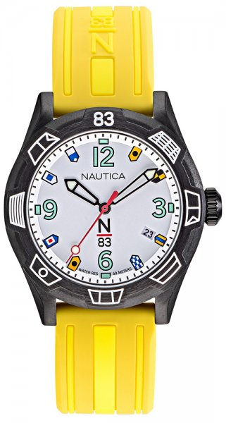 NAPPOF904 - zegarek damski - duże 3